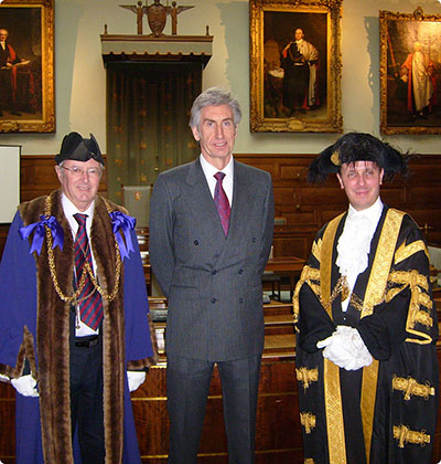 Becoming a Freeman of the City of Norwich